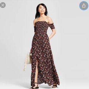 Flower Maternity dress